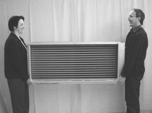 luftheizregister netec sole erdw rmetauscher sole defroster. Black Bedroom Furniture Sets. Home Design Ideas
